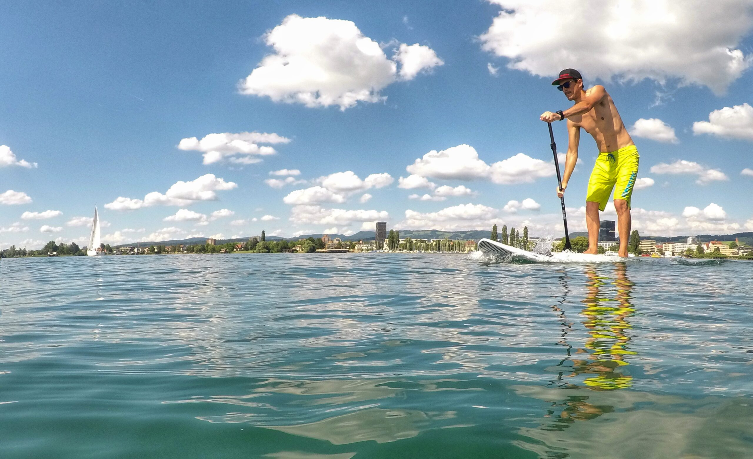 Stand Up Paddle (SUP) - Taster Session