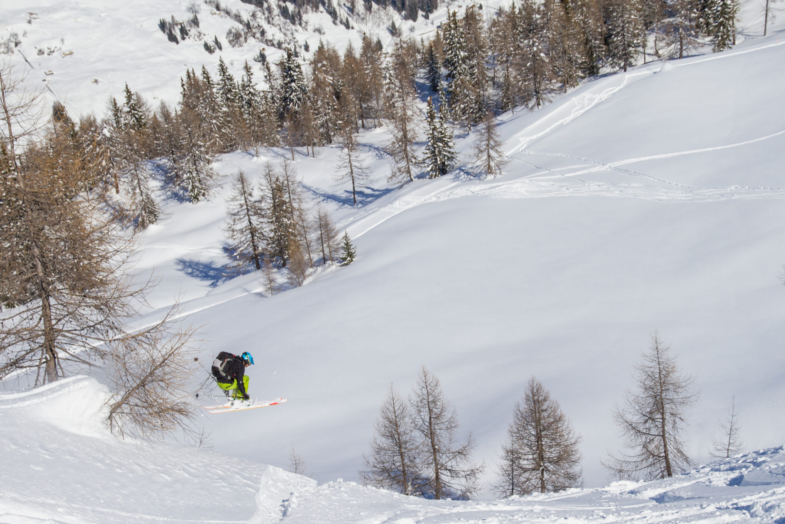 At home with our Guides - Ticino (Off-piste)