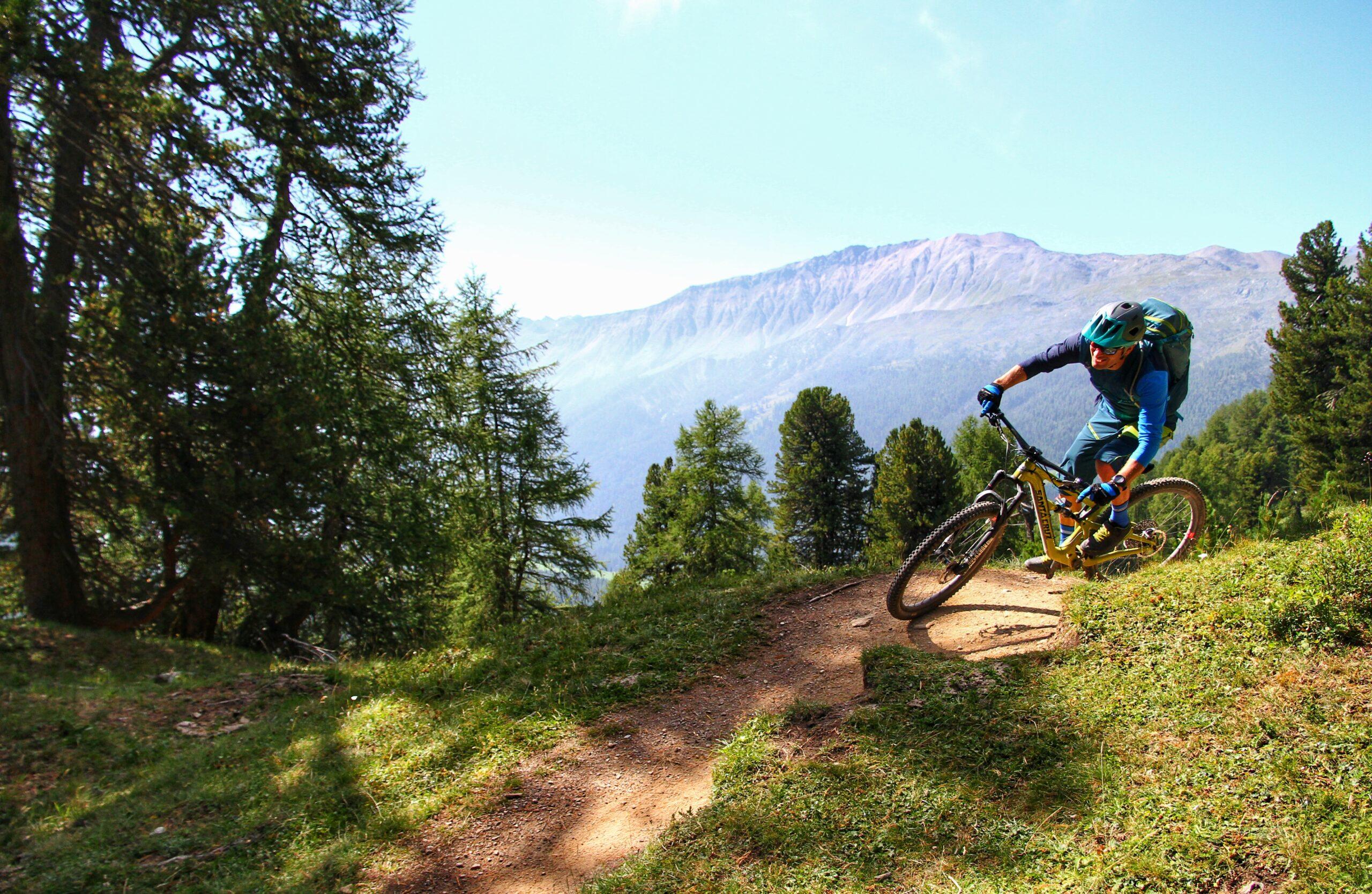 Mountain Bike Weekend: Val Mustair (Intermediate)