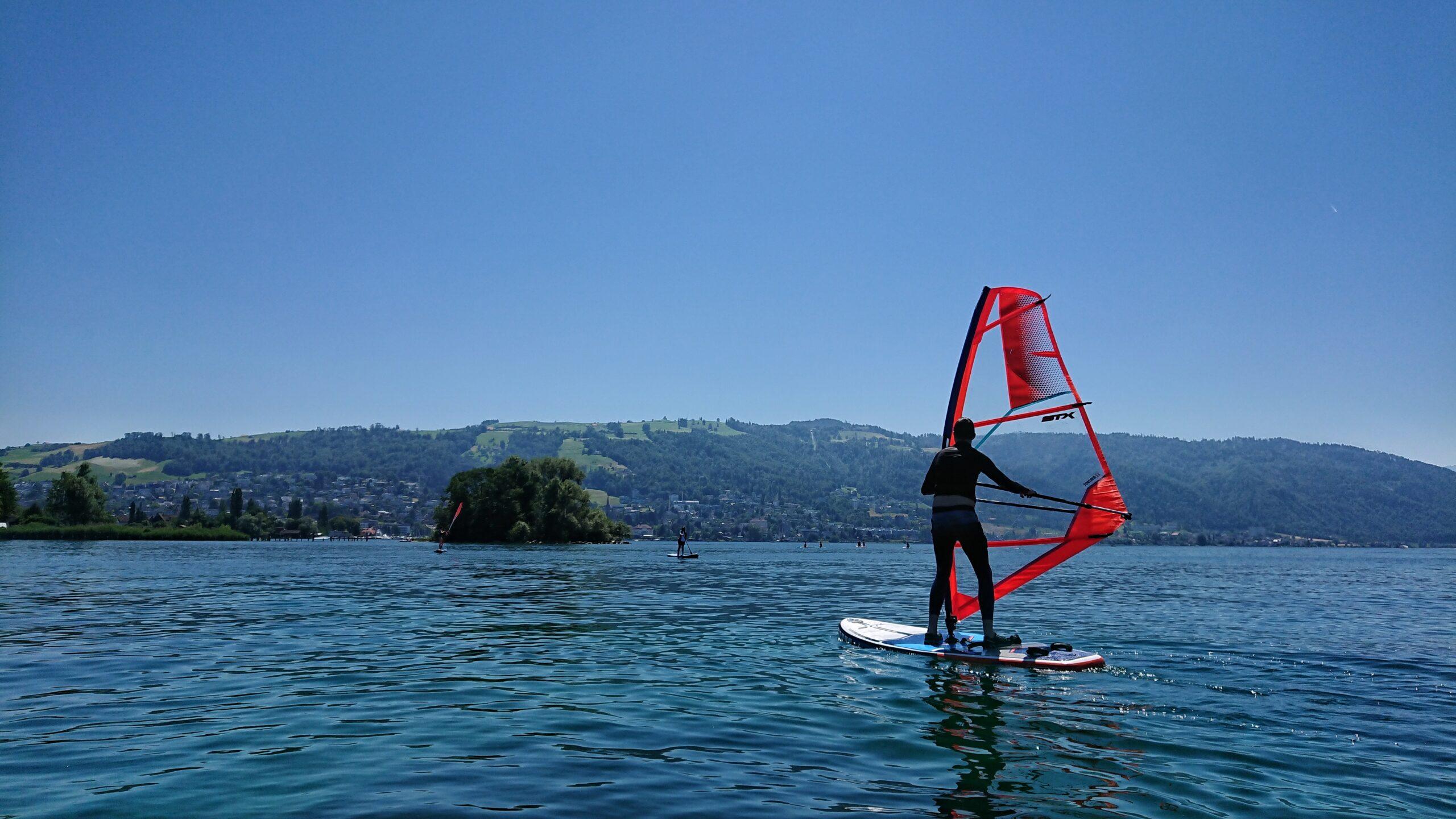 Windsurfing - Learn 2 Windsurf Weekend
