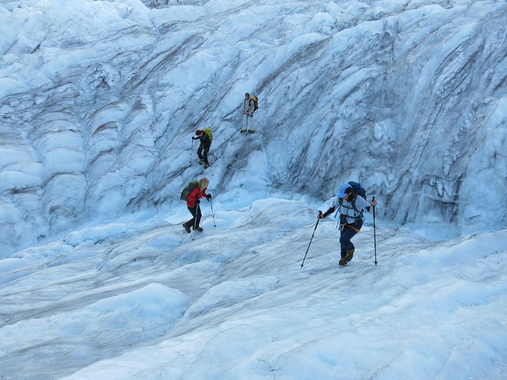 Glacier Trekking - Monte Rosa Hut