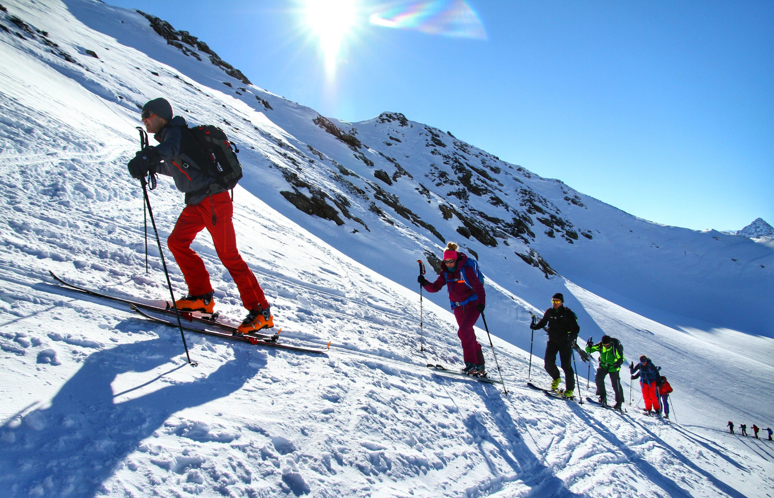 Introduction to Ski Touring Weekend
