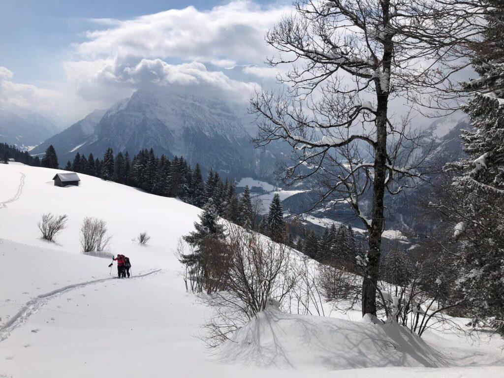 New Years Skitour